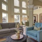 Living Area with Panoramic Windows