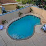 Courtyard Pool Area