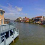 Plenty of Boat Docking Space