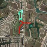 Water Culverts Lead to Padre Island Bridge Concept