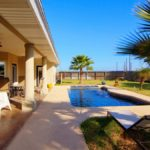 Covered Patio & Pool