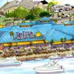 Padre Island Planned Marina Development
