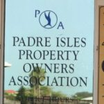 PADRE ISLES PROPERTY OWNERS ASSOCIATION – DID YOU KNOW?