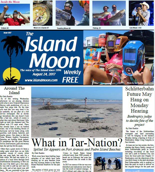 Island Moon Newspaper Padre Island